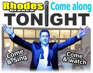 Mayhem Entertainment Rhodes Greece for Karaoke Disco's Weddings & tribute acts