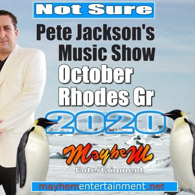 October mayhem entertainment shows