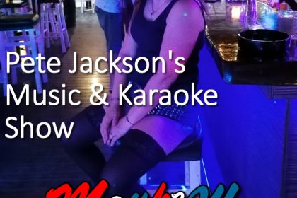 mayhem Entertainment showmanship persopality Karaoke music Talented performer singer