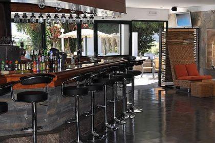 Jacks Lindos Gardens Resort Complex Pete Jackson's Music & Karaoke Show