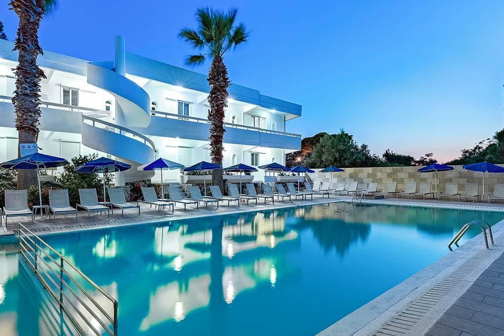 Paleos Apartments Ialyssos
