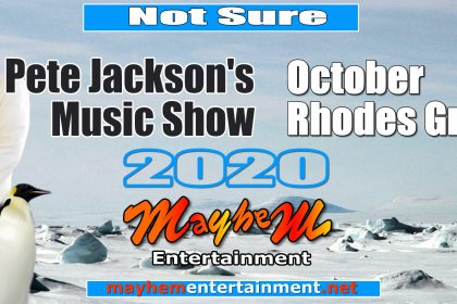 October Mayhem Entertainment Music Shows
