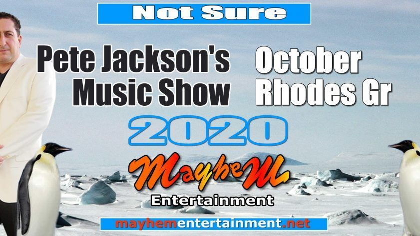 October Mayhem Entertainment Music Shows