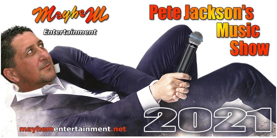 Pete Jackson's Music Karaoke Show Rhodes Greece