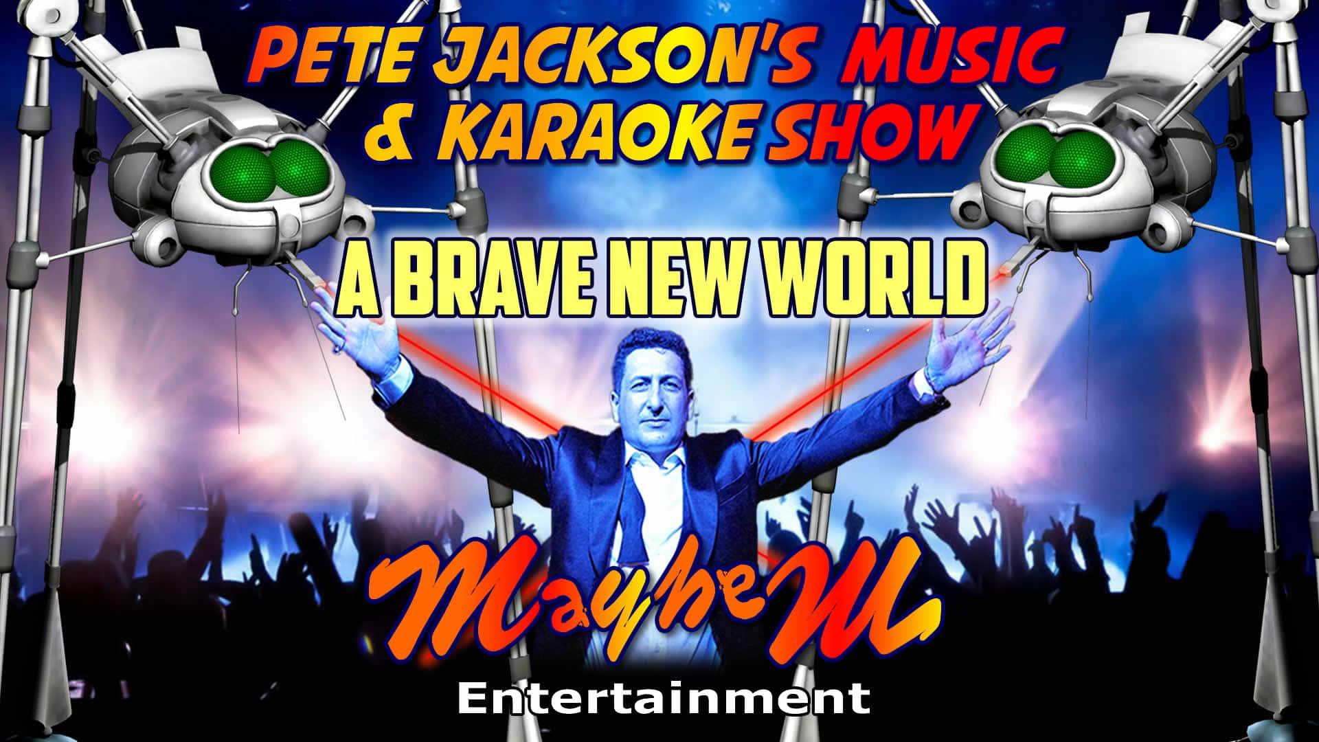 Pete Jackson's Music & Karaoke Shows Rhodes Greece